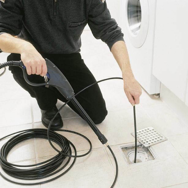 Čistenie, čistenie kanalizacie, čistenie odpadov, čistenie potrubia