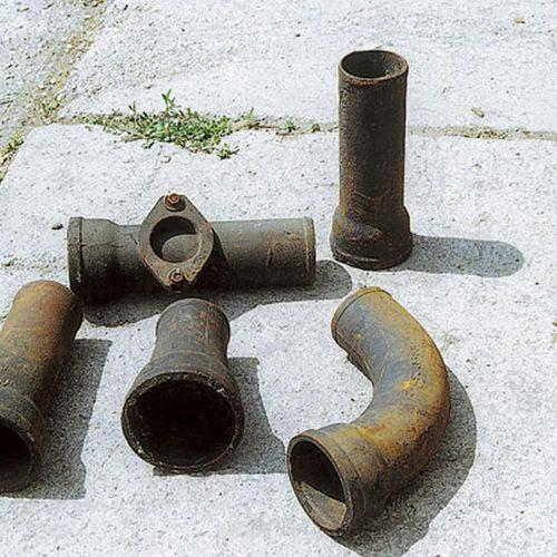 Frézovanie potrubia, frézovanie stupačiek, frézovanie kanalizácie a odpadov