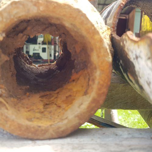 Frézovanie potrubia a kanalizácie, frézovanie stupačiek, sanácia potrubia